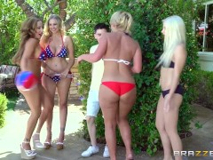 Brazzers - 4th of July Done Right