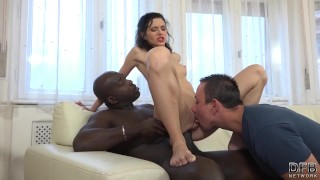 Cuckold Training Wife fucks black man in front of husband and pussy licked  big black cock ass fuck black man cuckold husband interracial anal cuckold cuckold wife wife husband blowjob cusmhot hardcore amateur cuckold real interracial big black dick