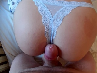Morning Delight. Super Tight Pussy And Big Ass Makes Me Cum So Fast