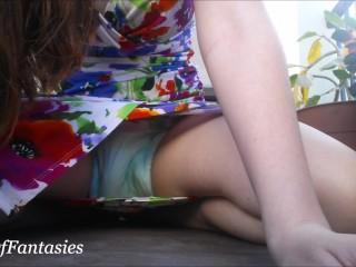 Diaper Requests p2! Close Ups & Public Diaper Wetting! :O