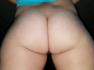 Naked Big Ass Shaking In Slow Motion-Booty Shake