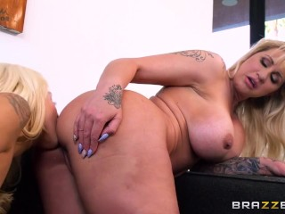 Brazzers - Teaching Her Husband's Mistress How To Fuck