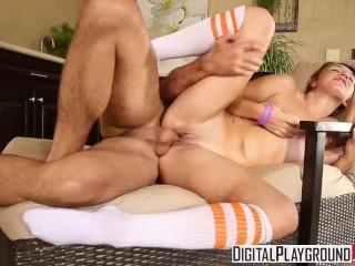 The Tutor - Ariana loves teacher cock