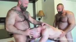 Bear Threesome