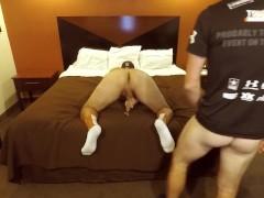Anonymous Hotel Pump N Dump Fuck Hung Bareback Breeding Staight Cum Hidden