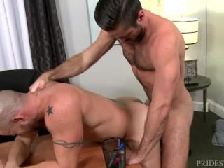 ExtraBigDicks Mike DeMarko Cums On Latino Employee stream free on Romeohub, the best XXX gay porn videos & pics on the web