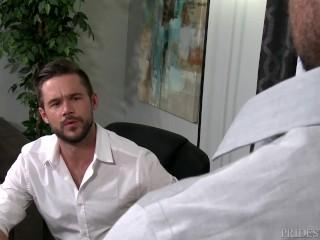 Stream ExtraBigDicks Mike DeMarko Cums On Latino Employee on Romeohub, the best 100% FREE gay porn site on the Internet