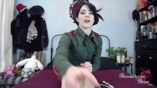 Brookelynne Briar's Stroke Academy Femdom JOI With Messy Cumshot  ass worship joi challenge femdom joi countdown cum countdown edging joi femdom cum countdown joi joi encouragement joi brookelynnebriar brookelynne briar cum shot cum encouragement wank encouragement femdom joi jerk off instruction