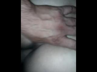Bbw creams my dick