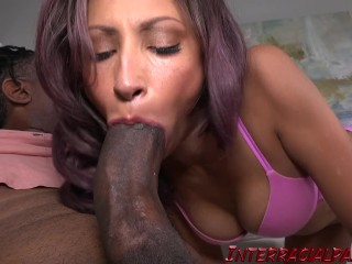 Anal Black Cock Ravaging For Jade Jantzen