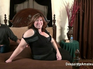 Desperate Amateurs Scarlet First time