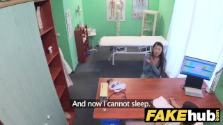 Fake Hospital Cock hungry oriental French chick gets deep pussy fucking  oriental babe big tits french asian blowjob doctor cumshot pov hospital hardcore reality czech uniform fakehospital real sex fakehub