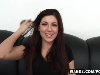 WANKZ- Sexy Newbie 18year old Teen Miranda