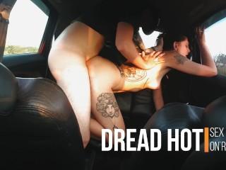 Hard Sex On Road