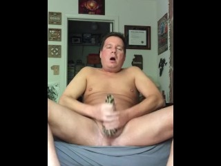 Cumming in my Tuggie