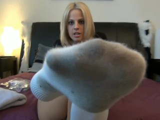 Roxie Rae Socks & Panties Bratty POV Humiliation