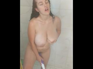 More Shower Fun (Camera 2)