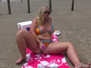 Naughty Beach Fun