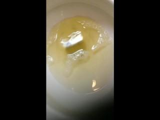 drool and pee...