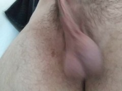 My balls ready to explode