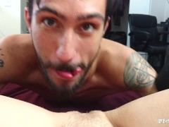 POV My Pussy Licked With Split Tongue (REAL)