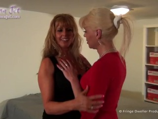 Mommy Wants a Tranny PornStar