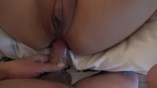 Zaya Cassidy Pregnant and Horny Gets a Creampie  ass fuck doggy style point of view painted toenails lingerie creampie atkgirlfriends blowjob fucking handjob brunette footjob latina fingering atk painted fingernails
