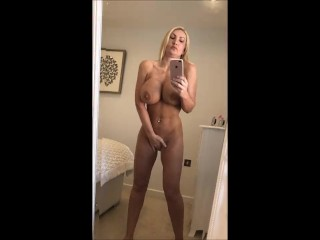 Nude selfie video fingering that ass
