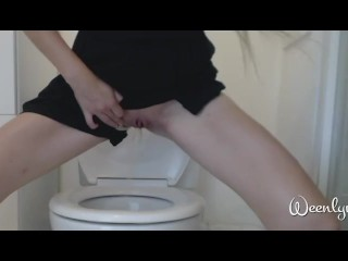 Un petit PIPI aux toilettes - Pipi du jour - Episode 01