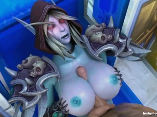 Sylvanas Part 2 - World Of Warcraft SFM [insignious]