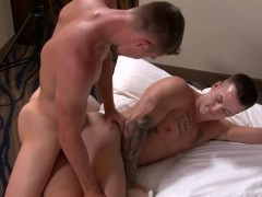 ActiveDuty Quentin Gainz Raw Anal from 1st Timer