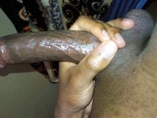 Nasty Afternoon Wank And Cum Session