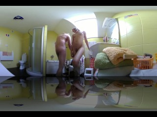 Reality Shower experience VR 360 HD