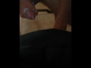 Amazing fuck with my homemade vagina pt. 2  (CUM!!!!)