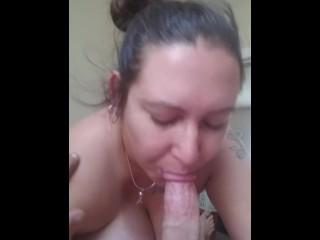 love giving a good blowjob
