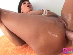BangingBeauties MILF Lisa Ann Gets Ass Fucked by Mike Adriano
