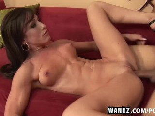 WANKZ- Jennifer White Fucks Nacho Libre