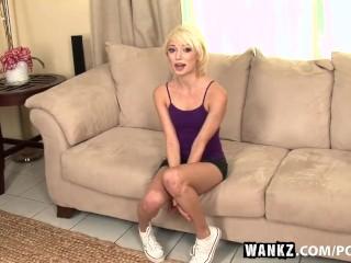 WANKZ- Tiny Teen Moretta
