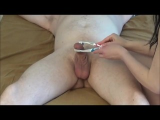 Carmen Cumtrol: toothbrush HJ
