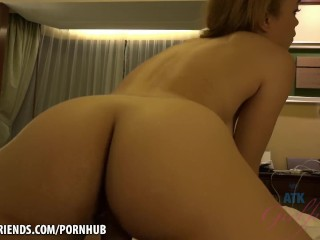Jamie Marleigh Loves being fucked in doggy and reverse cowgirl