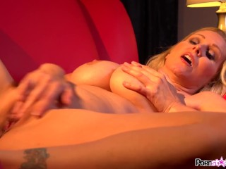 julia ann just loves showing off her beautiful body for all