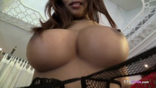 Thai vagina with perfect big titties likes to lick some dick  big natural tits point of view bangkok thai bombshell pattaya prostitute hottie tittiporn big boobs thai sex thailand thai porn thainee thai girl asian girl
