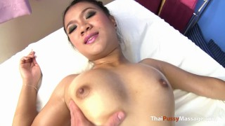 18 yr old firs time massage and she can't say no  sex massage bangkok thai pattaya creampiethais massage thaipussymassage happy ending 18 year old tittiporn nuru cream pie thai sex thailand thai porn thai girl thai massage