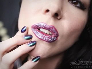 Lipstick that makes you obedient