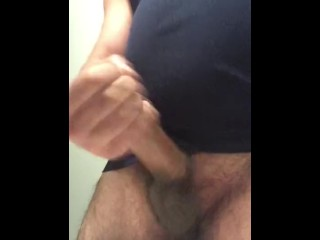Caught My Dad Jerking Off In The Bathroom