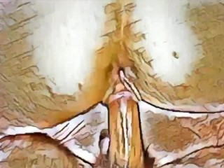 Amateur Cartoon Hardcore Squirting Fucking & Sucking