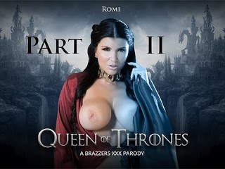 Brazzers - Queen Of Thrones: Part 2 (A XXX Parody)