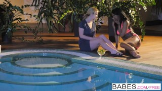 Preview 3 of Babes - Katie's Sanctuary Part 3 starring Jemma Valentine and Jasmine Web