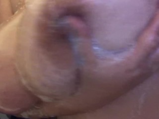 Soapy Double G Tits
