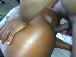 WIFEY GETTING HER SOME DADDY DICK